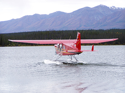 Fly-In Fishing Tour