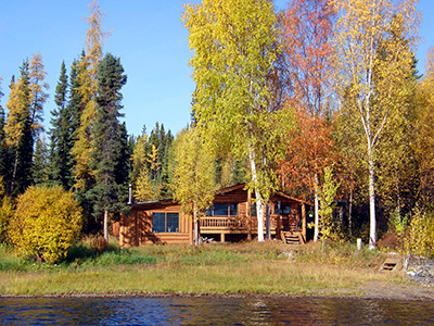Frances Lake Lodge