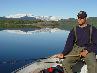 Yukon Fishing Safari