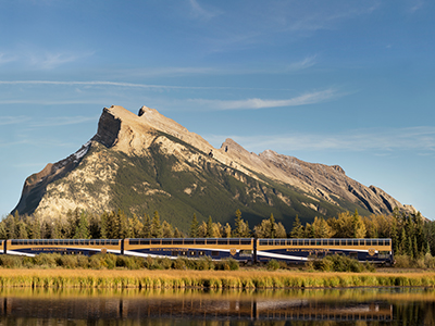 Canadian Rail & Lodge Adventure