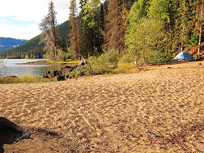 Wells Gray Overnighter