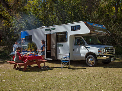 Family Motorhome Tour