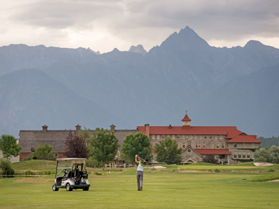 Rocky Mountain Golf
