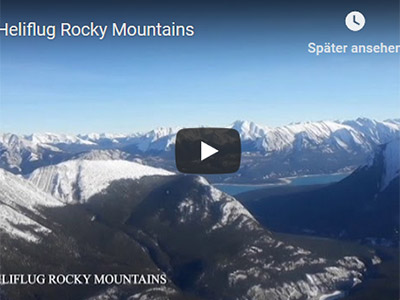 Video | Heliflug Rocky Mountains