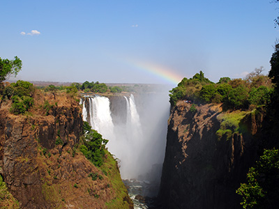 One Way to Victoria Falls Privatreise Extended