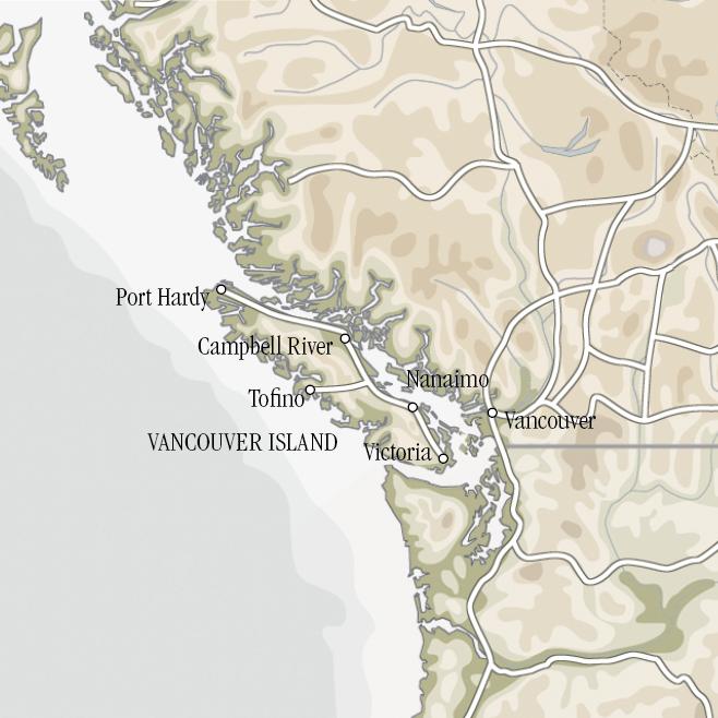 Nootka Lodge Vancouver Island